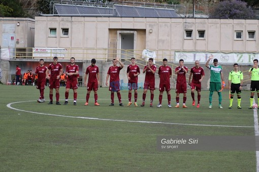 """Calcio, Ventimiglia. Finale thrilling a Pietra Ligure ma arrivano tre punti anche per il ds Veneziano: """"Un successo nei 90 minuti meritato"""""""
