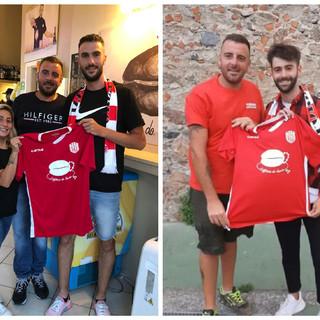 Calciomercato. Il Soccer Borghetto puntella anche difesa e centrocampo: arrivano Giacomo Prudente e Filippo Gasco