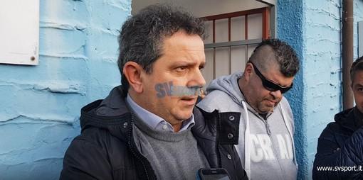 """Calcio, Savona. Il bagno di realtà del presidente Sgubin: """"Non sono Marchionne, serve urgentemente denaro liquido"""" (VIDEO)"""