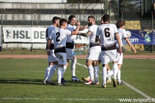 Calcio, Serie D: l'anticipo al Derthona, espugnata Lavagna 4-3