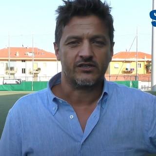 """Calcio, Alassio FC. Mister Luciani pensa positivo nonostante il ko con l'Albenga: """"Le sensazioni sono buone, non incontreremo sempre squadre così forti"""" (VIDEO)"""