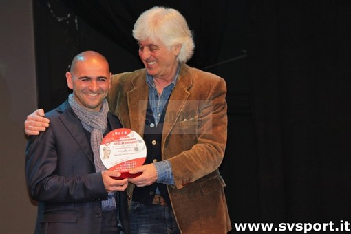 Claudio Onofri insieme a Gabriele Gervasi