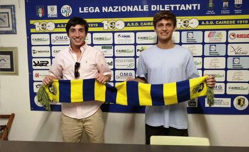 Calciomercato, Cairese: restano al Brin anche Leonardo Pastorino e Alessandro Damonte