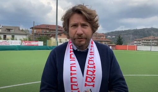 """Calcio. C'è il rinvio anche per O. Carcarese - Mallare. Il presidente Vercelli: """"Avremmo potuto vincere a tavolino, ma è meglio rinviare la partita a tempi migliori"""" (VIDEO)"""