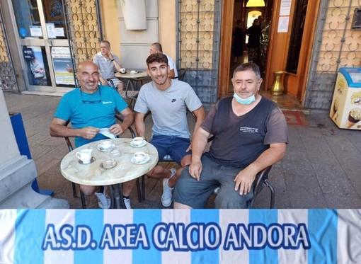 Calciomercato. Il primo colpo per l'A.C. Andora è Luca Arrigo