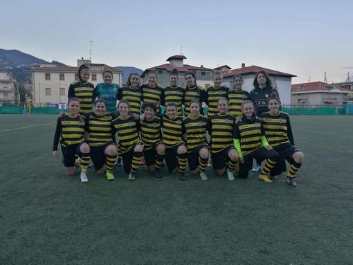 Calcio femminile: l'Alassio FC subito a caccia di un trofeo, domenica c'è la finale di Coppa Italia