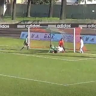 Calcio, Castellanzese - Vado. Gli highlights del poker neroverde (VIDEO)