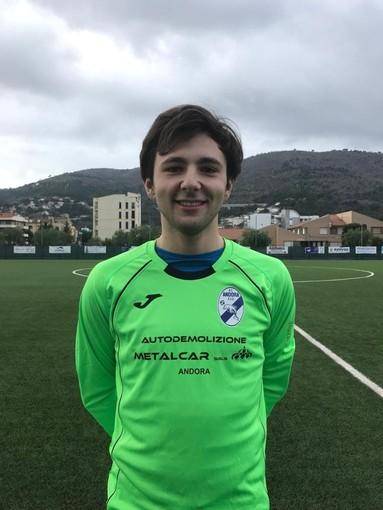 """Calcio, Prima Categoria. L'Area Calcio Andora spezza la maledizione e torna al successo, Gabriel Ghiozzi: """"Un'emozione unica esordire con questa maglia. Salvezza? Ci sono tutte le carte per farcela"""""""