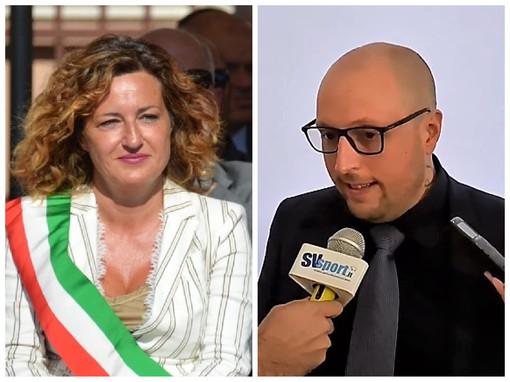 """Calcio, Savona. Il sindaco Monica Giuliano ha querelato il vicepresidente Marinelli. L'avvocato Nolasco: """"Eventi incontestabilmente connessi"""""""