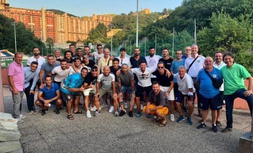 Calcio, Eccellenza. Il Campomorone si è già radunato (VIDEO)
