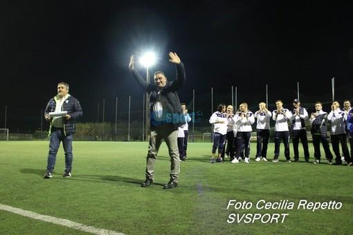 """Calcio, Seconda Categoria. Buona la prima per l'Academy Albissola, mister Gasparlin: """"Grande prova dei ragazzi, ma dobbiamo lavorare perché ci aspetta una stagione molto dura"""""""