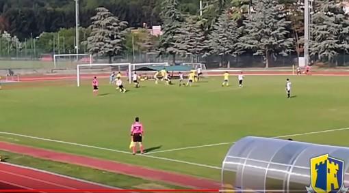 Calcio: gli highlights di Cairese - Albenga (VIDEO)