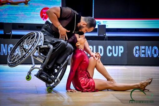 Coppa del Mondo di Danza Paralimpica: a Genova brillano gli atleti del'Est, buoni piazzamenti per i portacolori savonesi