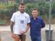 """Calcio. Andrea Petagna si allena a Ventimiglia. La società frontaliera: """"Orgogliosi che ci abbia scelto"""""""