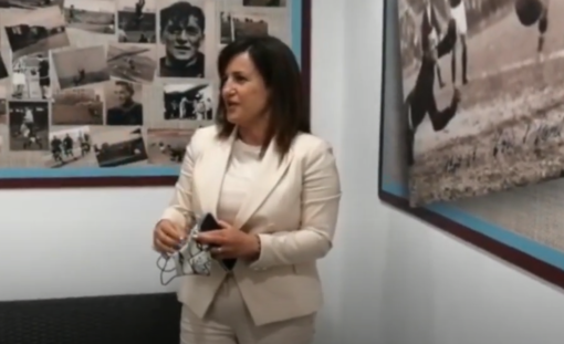 """Calcio, Vadese. Il sindaco Giuliano benedice il coinvolgimento di Quiliano: """"Tra piccoli Comuni è fondamentale collaborare"""" (VIDEO)"""