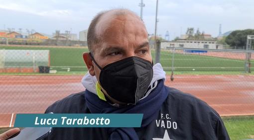 """Calcio, Vado. Il rimpianto di Tarabotto dopo la sconfitta con il Varese: """"Forse siamo stati troppo attendisti"""" (VIDEO)"""