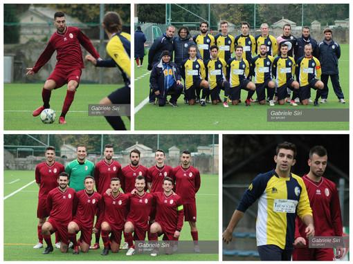 Calcio: il derby tra Letimbro e Veloce negli scatti di Gabriele Siri (FOTOGALLERY)