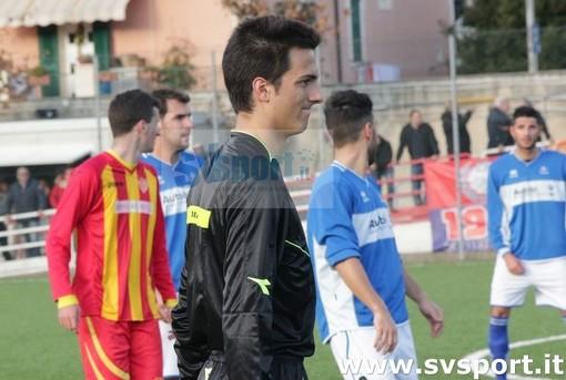 Giovanni Moro dirigerà Fezzanese - Ligorna