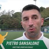 """Calcio, Ceriale. Il ds Sansalone scuote i biancoblu dopo il derby perso: """"Serve cazzimma, ora poche parole e tanti fatti"""" (VIDEO)"""