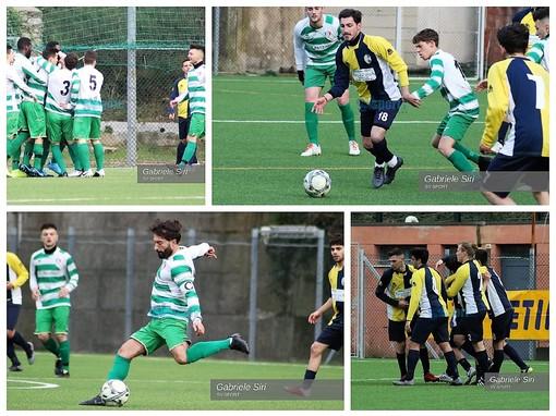 Calcio. Il derby tra Letimbro e Speranza negli scatti di Gabriele Siri (FOTOGALLERY)