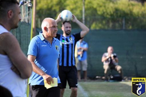 Calcio, Imperia. UFFICIALE, congelata la posizione di Pietro Buttu