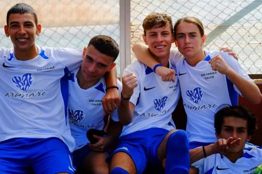 Calcio, Ceriale: gli Allievi 2003 superano anche il Ventimiglia e si qualificano ai Regionali