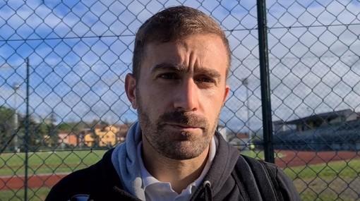 """Calcio, Albenga. Garbini percepisce il cambio di marcia: """"Siamo una squadra diversa rispetto all'esordio con il Campomorone"""" (VIDEO)"""