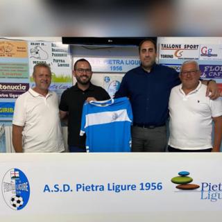 Calcio, Pietra Ligure. UFFICIALE: Mario Pisano resta alla guida dei biancazzurri