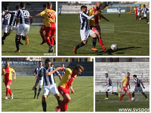 Calcio, Serie D: il fotoracconto di Savona - Bra (GALLERY)