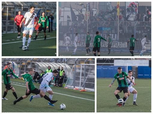 Calcio, Albenga - Angelo Baiardo a reti bianche, la fotogallery di Matteo Pelucchi