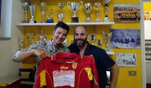 Calciomercato, Calizzano: reparto difensivo completato con Davide Cantatore