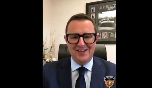 """Calcio, Ospedaletti. Domani ripartono gli allenamenti. Il presidente Barbagallo: """"Rispettiamo gli impegni, ma serve l'aiuto di tutti!"""" (VIDEO)"""