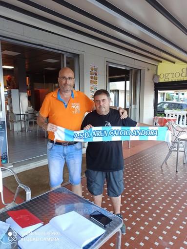 Calcio, Andora: Davide Torregrossa guiderà la squadra Juniores