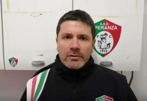 """Calcio, Speranza, Calcagno scansa i luoghi comuni: """"E' davvero un punto utile per la salvezza"""" (VIDEO)"""