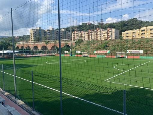 """Calcio. Ultimati i lavori di restyling al Campo """"Scaletti"""" dello Speranza"""