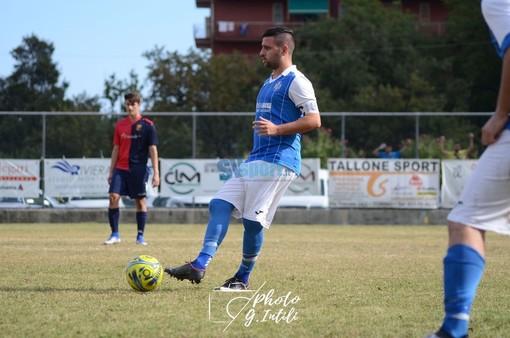"""Calcio, Ceriale. Resta al """"Merlo"""" anche Vittorio Fantoni: """"Impegno e passione per questa maglia"""""""