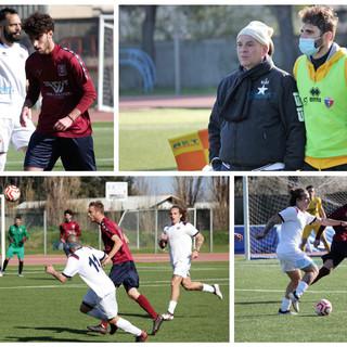 Calcio, Serie D: reti bianche tra Vado e Saluzzo, la fotogallery dello 0-0 del Chittolina