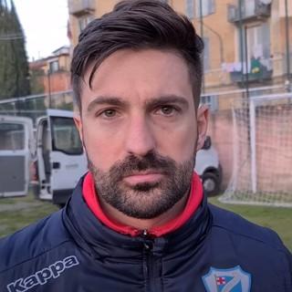 """Calcio, Sanremese. Spada e fioretto per mister Andreoletti: """"Alleno una squadra di qualità, ma a Lavagna siamo stati bravi anche a soffrire"""" (VIDEO)"""