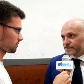 """Calcio, Savona. Christian Papa senza paura: """"Dobbiamo aggredire subito il campionato"""" (VIDEO)"""