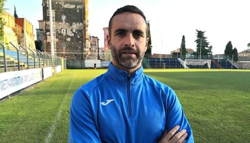 Calcio, Imperia. E' ufficiale, Nicola Ascoli è il nuovo allenatore