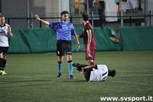 Calcio, Promozione: gli arbitri designati, il derby Cairese - Bragno a Tortora di Albenga
