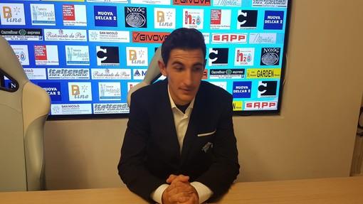 """Calcio. Albissola sconfitto, ma Damonte non ha dubbi: """"Con il Novara una buona partita in cui gli episodi ci hanno condannato"""""""