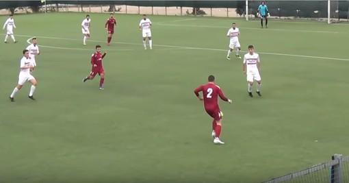 Calcio, Promozione. Veloce Savona-Ventimiglia 0-1: gli highlights della sfida (VIDEO)