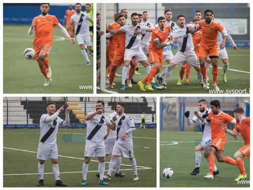 Calcio, Eccellenza: riviviamo il 6-2 tra Albenga e Ospedaletti nella fotogallery di Matteo Pelucchi