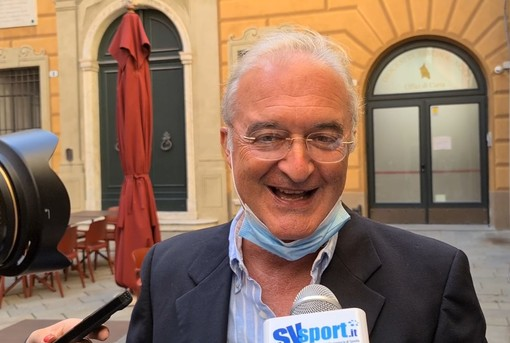 """Calcio, Asd Savona. L'entusiasmo del presidente Grenno: """"Bmc sponsor eccezionale. Ora è come se affrontassimo la salita dello Zoncolan"""" (VIDEO)"""