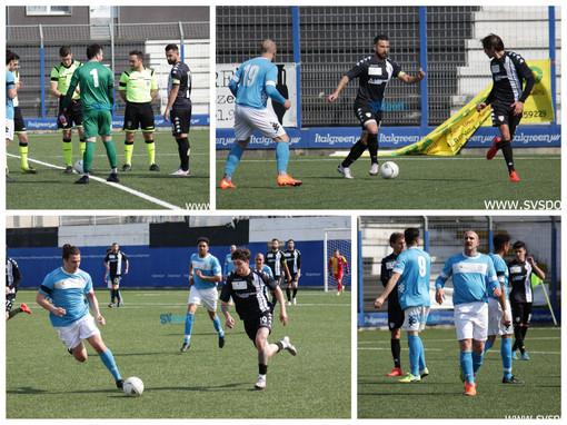 Calcio. L'Albenga supera 1-0 il Pietra Ligure, tutti gli scatti del match dell'Annibale Riva