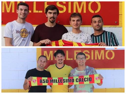 Calciomercato, Millesimo: dopo la conferma dello staff tecnico, la società ufficializza la permanenza di sette giocatori