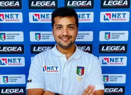 Matteo Mirri dirigerà Derthona - Asti