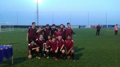 Calcio Giovanile, Veloce: i 2005 di mister Pisano arrivano secondi al Torneo Città di Arenzano