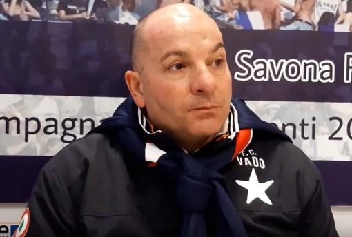 """Calcio. Vado, il ko contro il Savona non va giù a mister Tarabotto: """"La squadra non meritava di perdere, ma chi vince ha sempre ragione"""" (VIDEO)"""
